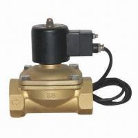 Quality High Flow Solenoid Valve, 0.035 to 0.35MPa Working Pressure for sale