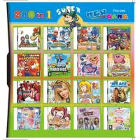 Quality 32GB 260 in 1 260 in one Multi games Card for DS/DSI/DSXL/3DS Game Console for sale