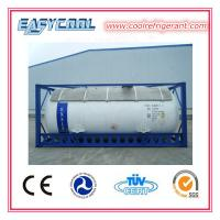 R134A gas with ISO-Tank in bulk with fast dilivery in 3 days