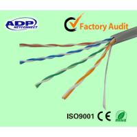 Best 1000ft 4 pairs 24awg cca cat5e utp lan cable network cable computer cable wholesale
