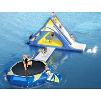 Quality Summit Slide N Water Trampoline Games for sale