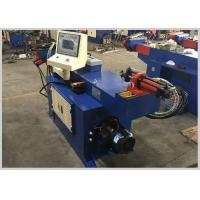Quality Full Automatic Hydraulic Exhaust Pipe Bender , Pipe Bending Equipment Easy Operation for sale