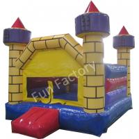 Best Outdoor Commercial inflatable bounce house , inflatable castle bounce house wholesale