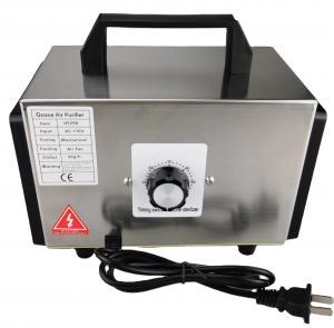 Quality 110V 220V Knob Control 10g Portable Ozone Generator Home Office Shop for sale