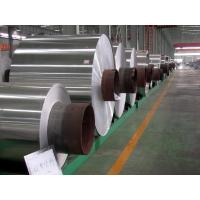 Quality Embossed Stucco Aluminum Coil For Refrigerator Production 0.06 - 3.0 mm Thickness for sale