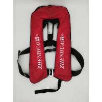Quality CCS Approval 150N Double Chamber Inflatable Lifejacket Meet SOLAS 74/96 for sale