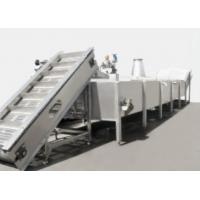Quality Horizontal 6TPH Pre - Boiling Machine SUS304 Pre - Heating Sink for sale