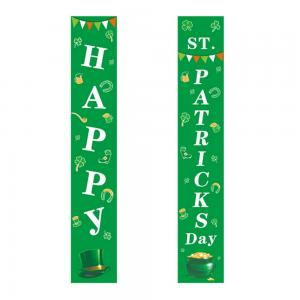 Quality St Patricks Day 12.2x70.87'' Decorative Garden Flags for sale