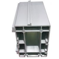 Quality T6 6005 Aluminium Extruded Sections For Industrial Equirpments Frame for sale