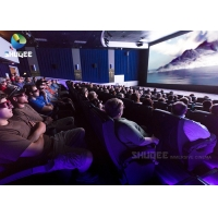 Quality Specific Effects 3d Cartoon Movie , 3d Cinema System Equipment for sale