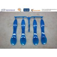 Quality Home Plastic Houseware kids / baby feeding spoons Injection Mould and Molding for sale