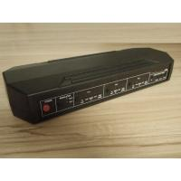 Quality Radio Frequency Matrix 5 In 3 Out Built-In Video Modulator With DVD Loop Through for sale