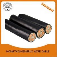 China PVC Insulated Steel tape armored Aluminium conductor Power Cable VLV22 5*120 on sale