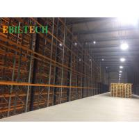 Quality 2000 - 3500mm Warehouse Vna Racking System , Very Narrow Aisle Racking Corrosion Protection for sale