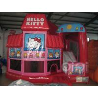 Quality 3D Hello Kitty Inflatable 5-in-1 Combo for sale