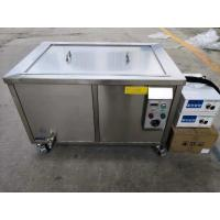 Quality 278L Oven Tray Industrial Stainless Steel Sink With Ultrasonic Heating Function for sale