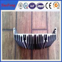Quality aluminium die casting radiator, aluminium extrusion profile alloy manufacturer for sale