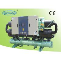 Quality Compressor Water Cooled Screw Chiller for sale