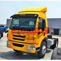Quality 30 Tons Tractor Head Trucks Dragon V Cabin 4x2 Driving Type LHD Steering for sale