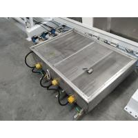 China Vertical Automatic Low - E Glass Washing And Drying Machine For 7.8m Length on sale
