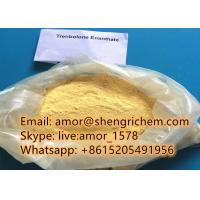 China Cheap and High Purity Muscle Building Steroids Trenbolone Enanthate  CAS 10161-33-8 safe and fast shipping on sale
