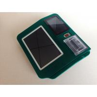 Quality Audio / Video Playback Wireless POS Terminal with Large Hard Disk Memory for sale