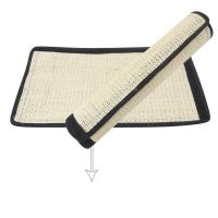 Quality Pet products Cat Scratcher Toy Natural Sisal cat scratch Mat for sale