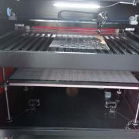 Quality Computer Embroidery Laser Cutting Machine Water Cooling And Protection System for sale