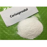 Buy cheap Carisoprodol 78-44-4 Muscle Relaxant Safe Delivery USP Standard Quick Effect from wholesalers