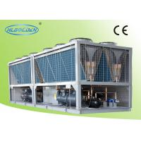 Quality Super Thin Scroll Compressor Heat Pump Chiller Units , Auto Setting Time for sale