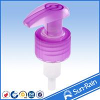 Buy 24mm 28mm Plastic lotion pump / liquid dispenser for shampoo bottle at wholesale prices