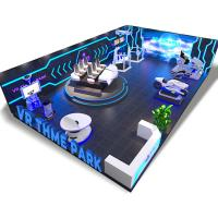 Quality One Stop Solution VR Theme Park , Customized 9D Virtual Reality Equipment Cinema for sale