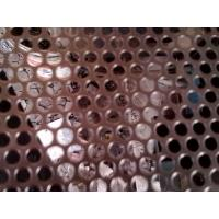 Quality A304 stainless Steel Perforated Metal Sheet for Decoration/filration/celling for sale