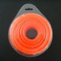 Quality Nylon Mowing Line, Comes in Round Type, Good Flexibility and Abrasive Resistance for sale
