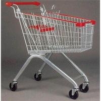 Buy European Style Trolley/supermarket  shopping cart/European/Germany Style Shopping Trolley at wholesale prices