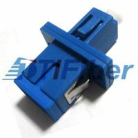 Best UPC type LC to SC simplex /  duplex fiber adapter  female to female wholesale