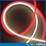 mini size led neon light 8.5*17mm waterproof IP65 pink neon flex led light