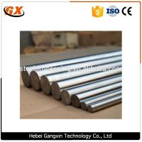 Quality high quality Induction hardened chrome plated rods/ bars made in China for sale