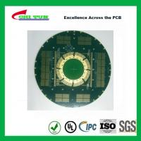 Buy Designing Pcb Boards Custom Circuit Board 18L 4.5MM 8MIL IMMERSION GOLD at wholesale prices