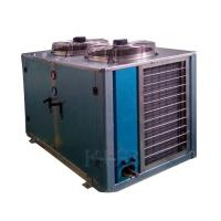 Quality 10hp Freezer Condenser Unit , Outside Condenser Unit  U Type Corrosion Resistant For Food Processing for sale