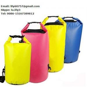 Quality 2018 hot sell sport duffels bags 500D waterproof tarpaulin duffel bags travel duffel bags for sale
