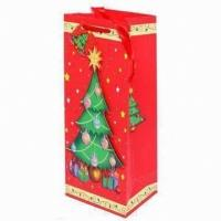 Quality glitter paper bags for sale