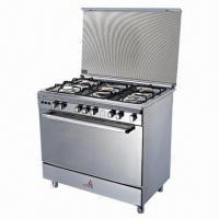 Quality Gas Oven with Large Volume for sale