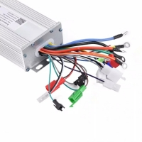 Quality 250W 350W 24V 36V 48V Vehicle Speed Controller Silver for sale