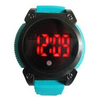 Sports Cool Led Touch Screen Watch Waterproof Vibration Alarm Watch