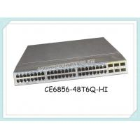 Buy cheap CE6856-48T6Q-HI Huawei Network Switches PN 02351LVC 48 X 10G SFP+ 6 X 40GE QSFP+ from wholesalers
