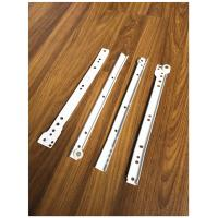 Quality White Color Fgv Drawer Slides Lightweight Low Impaction Protect Firniture for sale
