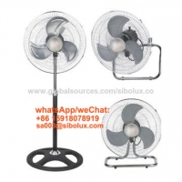 Quality 18 inch 3 in 1 industrial pedestal fan for office and home appliances/Ventilador de pie industrial for sale