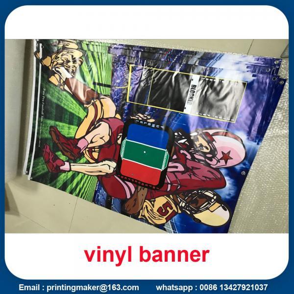 Matte Vinyl Banner