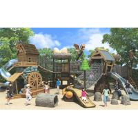 Ancient Tribe Series Outdoor Playground Equipment Customized Cool KAIQI Playground